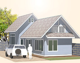 secondary home-01 3D