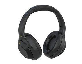 3D model Sony Headphones WH1000XM3