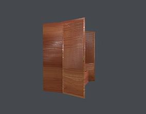 3D asset PBR Based Armoire