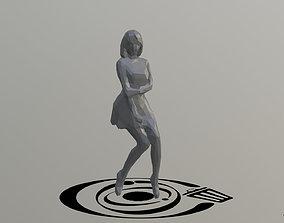 3D asset Human 092 LP R