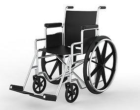 Wheelchiar 3D
