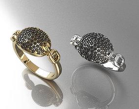 Ring Buckle 3D print model