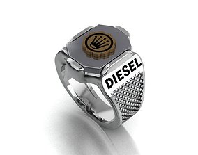 diesel ring print model