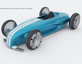 RACER 9 3D model