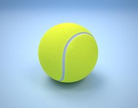 Tennis Ball 3D rigged