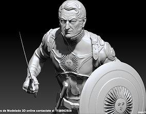 mortales SAN MARTIN GENERAL AMERICA 3D printable model