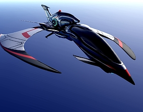 3D MXR-13 Starfighter