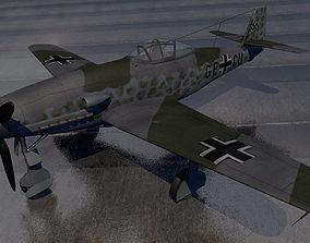 3D Messerschmitt Me-309v1
