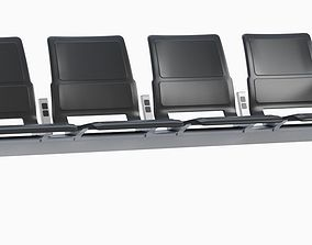 3D model 8300 V-TRAVEL Bench