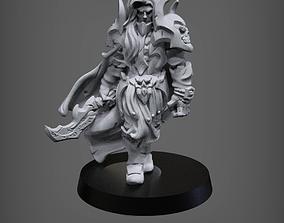 3D print model LVL2 Jandar Blackshot