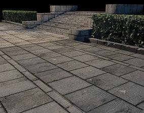 Tiled Porch 3D