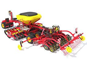 3D Seed Planter Machine