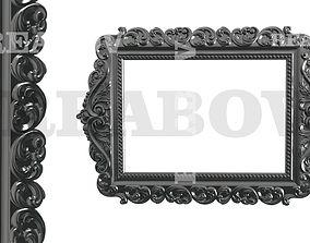 frames 3D print model Frame 28
