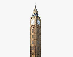 3D model ben Big Ben