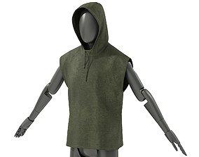 3D model Mens Shirt 3