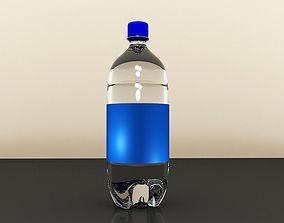 Water Bottle furniture-challenge 3D