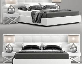 3D model Jazz bed