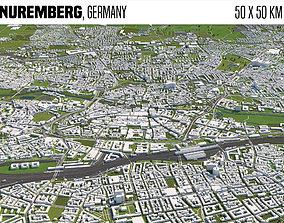 Nuremberg Germany 3D