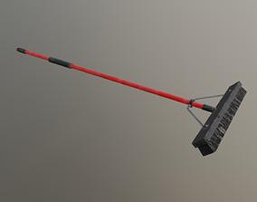 3D model Push Broom