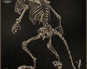 Ratkin Slave Light Version 3D asset