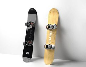 3D Snowboards by Nidecker