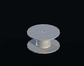 3D asset Coil 01