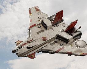 3D model Tau Barracuda AX-5-2