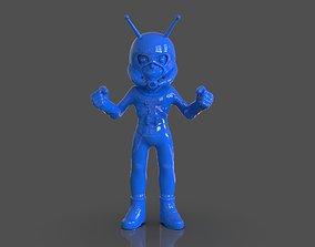 Ant Man Chibi Version 3D Print