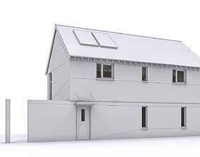 Townhouse 15 3D model