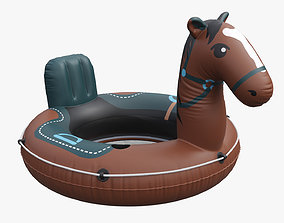 Pool Float Horse 3D model