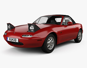 Mazda MX-5 1989 3D