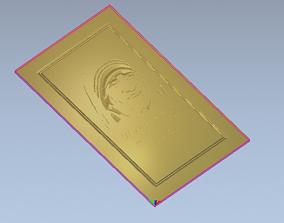 motherteresa door 3D print model