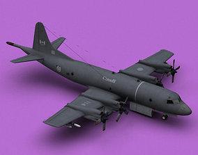 3D CP-140 Aurora