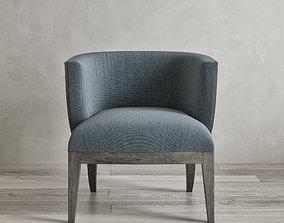 3D model Mont 04 Lounge Chair