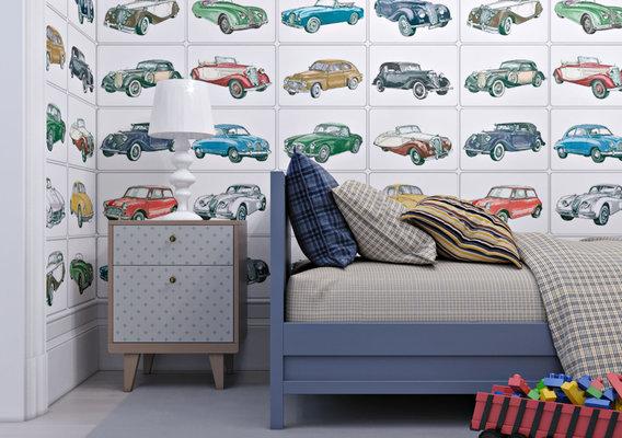 Enlight Visual - Kids Bedroom