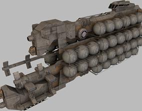 3D asset Fuel Transport