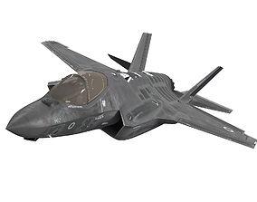 Lockheed F-35 A Lightning 3D