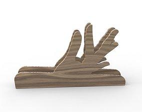 3D printable model Picking Hand Tissue Case