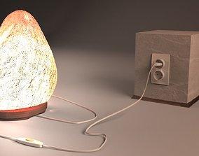 3D model Himalayan Salt Lamp