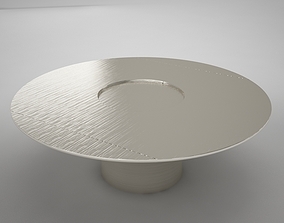 silver table 3D