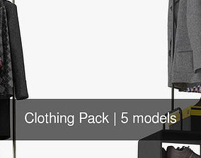 Clothing Pack 3D model