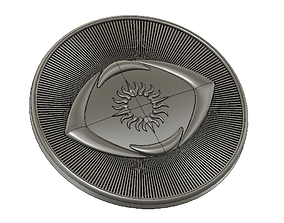 Destiny - Osiris Token 3D printable model