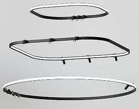 light Martinelli Luce - LOOP Track Light 3D model