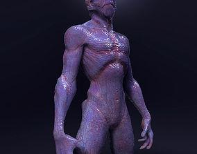 3D model Alien Creature