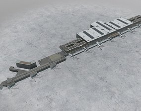 3D model EDDF Terminal 2