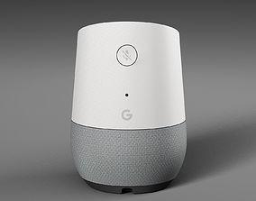 Google home phone 3D