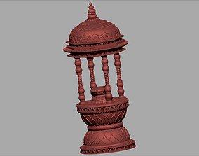 Lotus Temple 3D print model