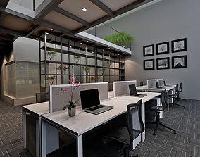 3D Office office-design
