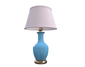 Table Lamp Game Ready 3D model