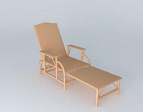 3D lounger seville houses the world